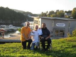 Holger hat erfolgreich senen IDA CMAS T3 bestanden