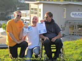 Holger Bombeck, IDA CMAS T3, 04.09.2014